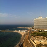 Photo taken at The Carlton Hotel Tel Aviv by B_t !. on 11/6/2012