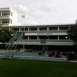 Photo taken at โรงเรียนอัสสัมชัญคอนแวนต์ ลพบุรี (Assumption Convent Lopburi School) by May M. on 9/17/2014