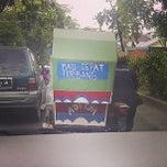 Photo taken at Jalan S.Parman by Mutiara N. on 8/12/2013