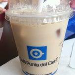 Photo taken at Cafe Punta del Cielo by Cirujano Dentista O. on 6/23/2013