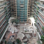 Photo taken at Embassy Suites by Katrina on 3/30/2013