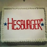Photo taken at Hesburger by Delmi V. on 5/15/2015