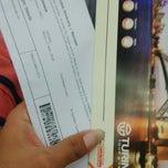 Photo taken at Lion Air FLOPS 1A by Adi Endha S. on 11/23/2014