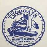 Photo taken at Tugboats Restaurant by mike d. on 8/14/2013