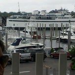 Photo taken at Tugboats Restaurant by Kris G. on 7/2/2013