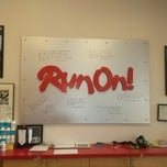 Photo taken at Run On! by Stephanie R. on 7/9/2014