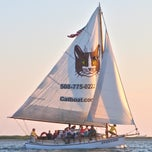 Photo taken at Hyannis Port Catboat by Bettina E. on 11/18/2013