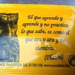 Photo taken at Nueva Estacion by Christian C. on 11/13/2014