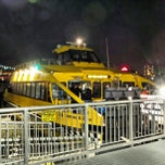 Photo taken at New York Water Taxi - Pier 11, Slip A by Kamarul A. on 12/31/2012
