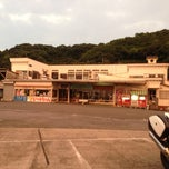 Photo taken at 千々石観光センター by Satoshi T. on 8/15/2013