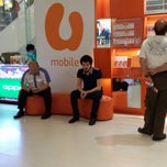 Photo taken at U Mobile Service Centre by 🆕 Victor . on 1/31/2015