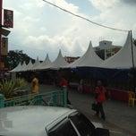 Photo taken at Tampin Square by Abdul Rahaman M. on 7/24/2013