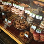 Photo taken at Top Pot Doughnuts by Kristin P. on 4/27/2013