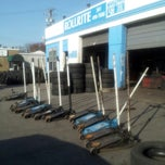 Photo taken at Roll Rite Tires by Rida on 4/10/2013