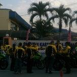 Photo taken at Jabatan Pendidikan Negeri by MyRa L. on 8/19/2014