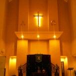 Photo taken at GPIB Gloria Bekasi by Fanny L. on 11/25/2012