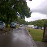 Photo taken at Cardiff Caravan Park by Abeer A. on 8/6/2013