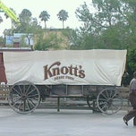 Photo taken at Knott's Berry Farm Boothill Cemetery by Halyna F. on 7/27/2013