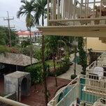 Photo taken at Front Village Hotel Phuket by Burak Eylül S. on 12/25/2014