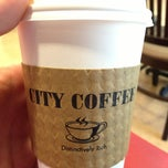 Photo taken at City Coffee by Brian K. on 5/3/2013