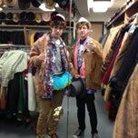 Photo taken at Iguana Vintage Clothing by Ethan W. on 7/3/2013
