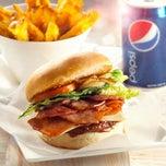 Photo taken at Burger Edge by Burger Edge on 11/1/2013