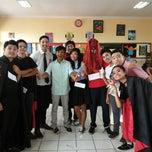 Photo taken at SMPN 1 Denpasar by Ryan G. on 3/17/2014