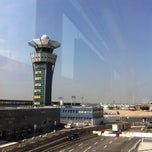 Photo taken at Terminal Sud by Fiodor S. on 7/10/2013