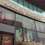 Photo taken at Harvey Nichols by Dan R. on 1/18/2013