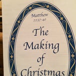 Photo taken at Cedar Creek Baptist Church by T Gregory K. on 12/12/2014