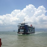 Photo taken at Butterworth Ferry Terminal (Pangkalan Sultan Abdul Halim) by Kalidas N. on 3/16/2013