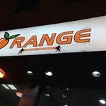 Photo taken at Orange Zone Cafeteria by Saniye Ç. on 12/2/2013
