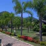 Photo taken at Pangsarapee Green Resort by Aodd C. on 6/15/2013