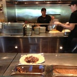 Photo taken at Chipotle Mexican Grill by Aaron L. on 8/28/2013