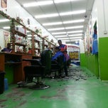 Photo taken at Kedai Gunting Style Guyss (Hair Dressing Saloon) by Ejoi K. on 2/12/2014