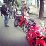 Photo taken at Pondok Remaja PGI by Okky R. on 12/5/2014