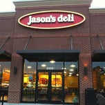 Photo taken at Jason's Deli by Prithvi on 5/5/2013