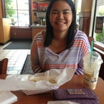 Photo taken at Bruegger's by Yvonnie S. on 7/26/2013