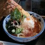 Photo taken at 手打ちそば うどん処 樹庵 by Hideyuki K. on 8/3/2014
