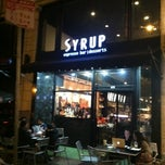 Photo taken at Syrup Desserts by Ryuta Y. on 8/20/2011
