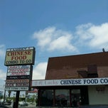 Photo taken at Luckys Chinese Food by Daisy T. on 7/3/2012