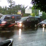 Photo taken at Jalan Raya Bogor by Rindu B. on 5/15/2011