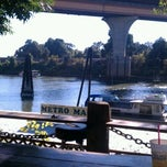 Photo taken at Swabbies Restaurant & Bar by Candra J. on 10/23/2011