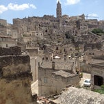 Photo taken at Matera by Valerio M. on 6/25/2012