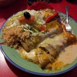Photo taken at Arriba Mexican Grill by Brian D. on 3/25/2012