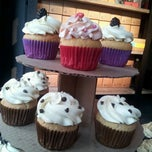 Photo taken at The Cupcake Project by Alina N. on 3/27/2012