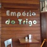 Photo taken at Empório do Trigo by Liana B. on 5/5/2012
