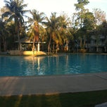 Photo taken at Baan Sar Suan by Ariya A. on 3/10/2012