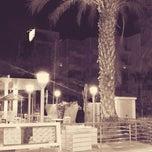 Photo taken at Okeanos Beach Hotel by Ivan P. on 9/30/2013