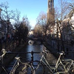 Photo taken at Stadhuisbrug by Carlo J L. on 3/22/2015